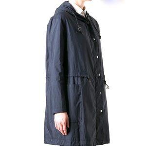 Theory Trench/ Rain Coat